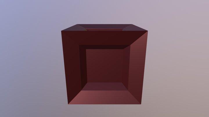 A BOX 3D Model