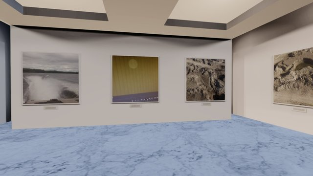 Instamuseum for @air_support_aerial_photography 3D Model
