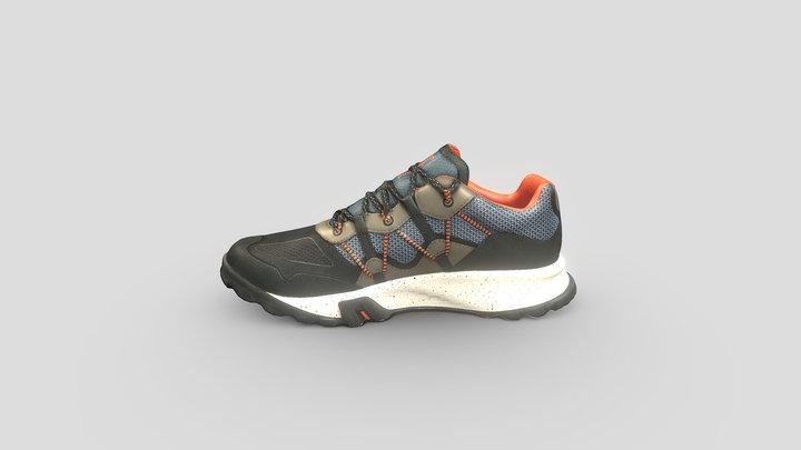 Timberland - Shoe 3D Model