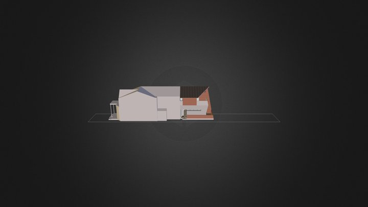 Xi A Two Room Addition 3D Model
