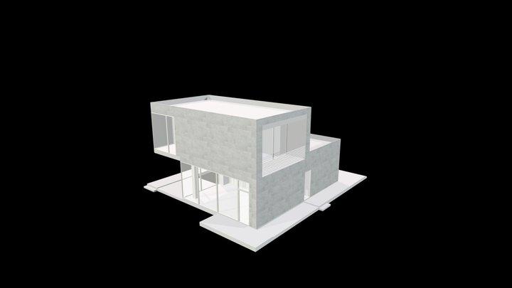 San Fedelino_Levigato_30x60 cm 3D Model