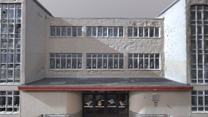Die Glasschule (Altstädter Schule in Celle) 3D Model