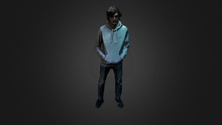 Full Body Scan 1 (ItSeez DS4 May '15) 3D Model
