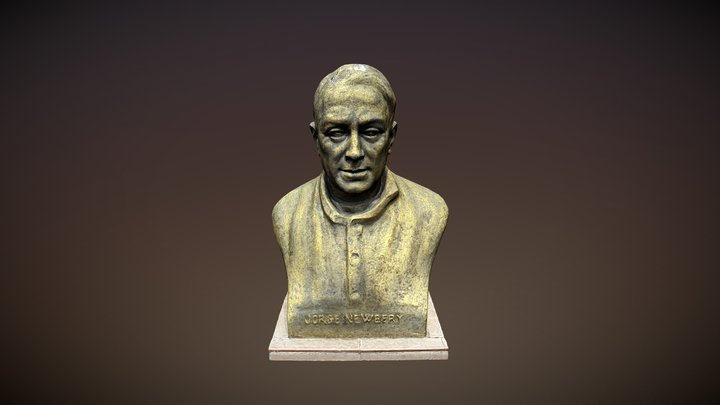 Jorge Newbery 3D Model