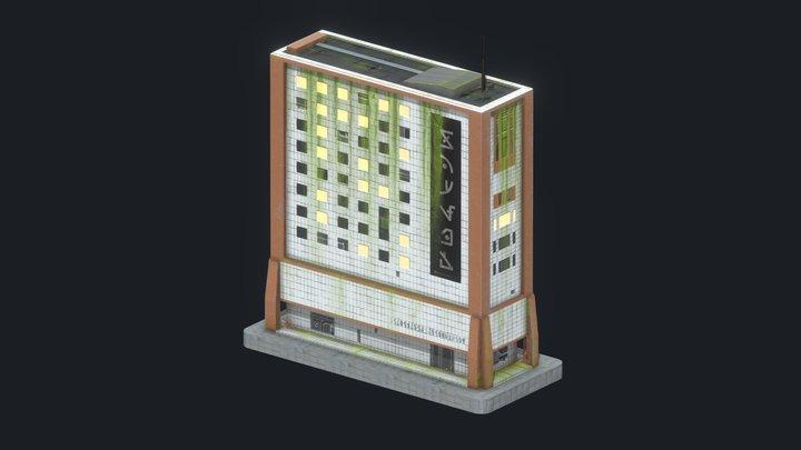 Building-20-10-20 3D Model