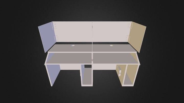 ComTable 3D Model