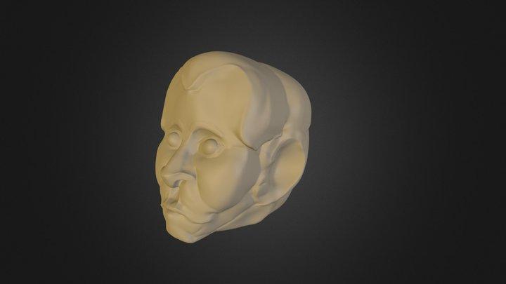Bicenntial Man 3D Model