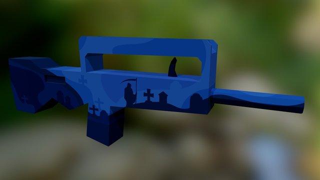 Fusilaut   Death 3D Model