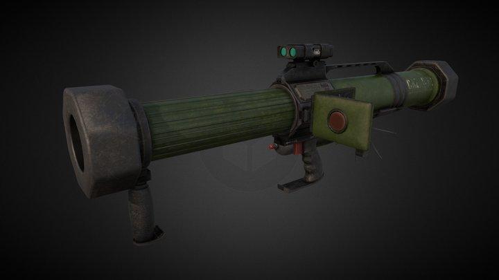 Cazador 3D Model