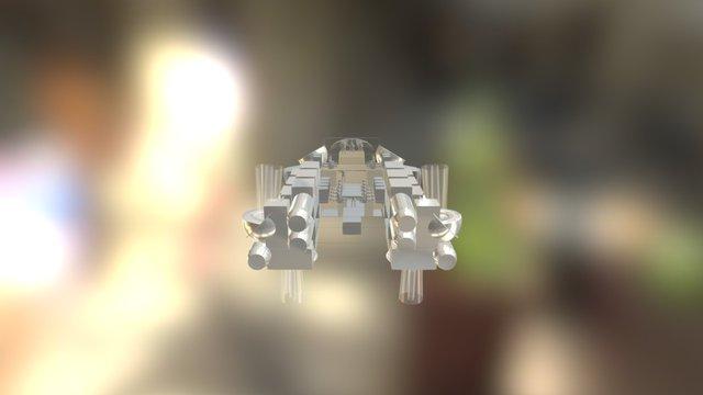 Echelon V2 R103 (sketchfab) #2 3D Model
