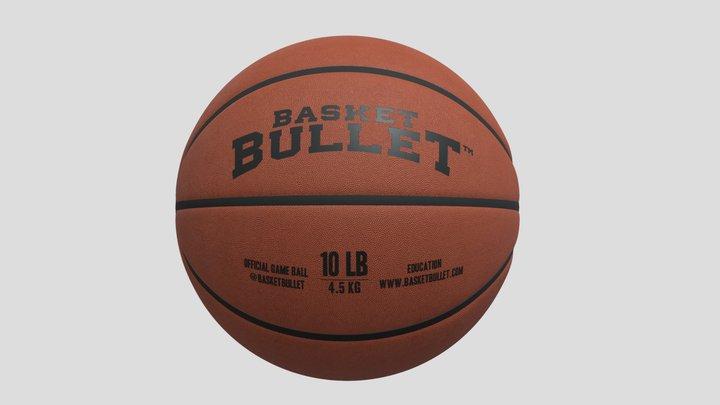 basketbullet 2020 to sketchfab 3D Model