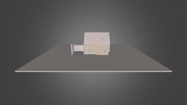 Maison Calif - Calif House 3D Model