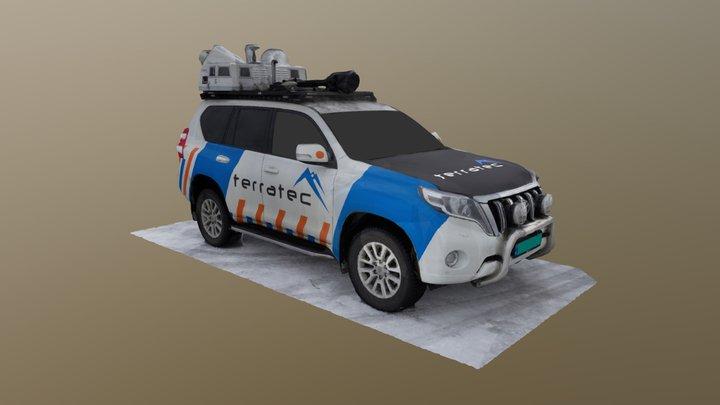 TerraTec MobileMapper 3D Model