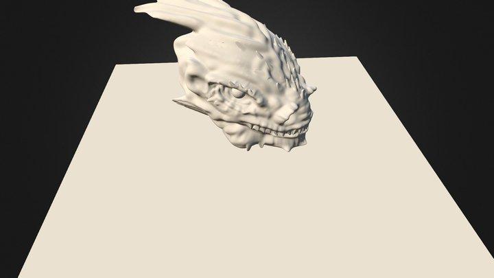 Draconian2 1 3D Model