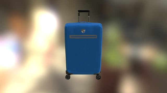 Luggage Test 3D Model