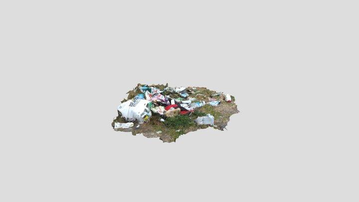 Rubbish 3D Model