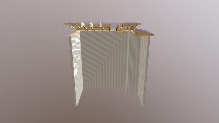 XXX665X 3D Model