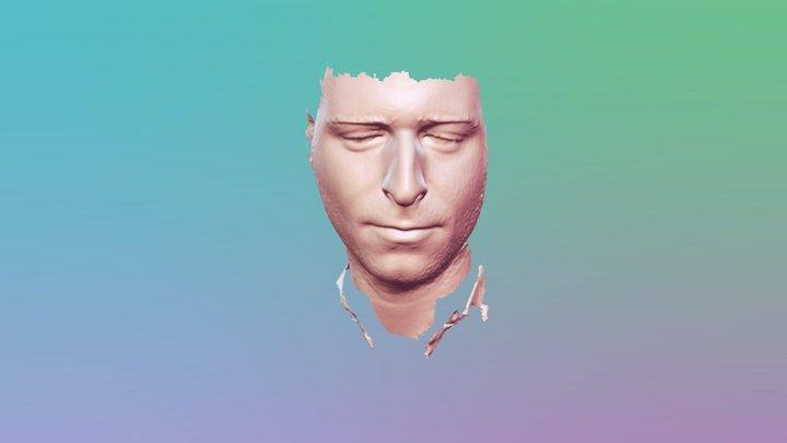 Danny Scan 2019 3D Model
