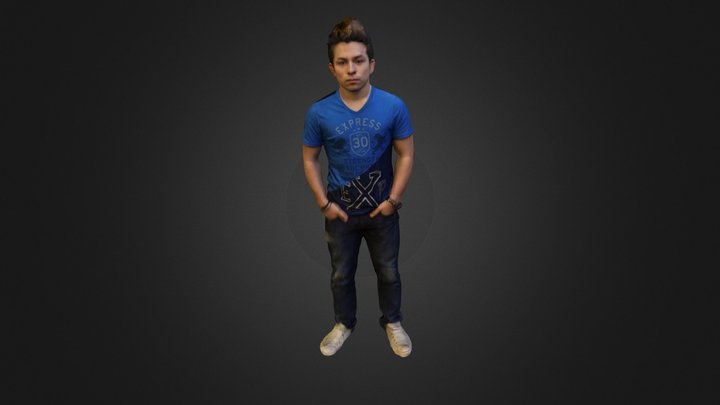 New Person 3D Model