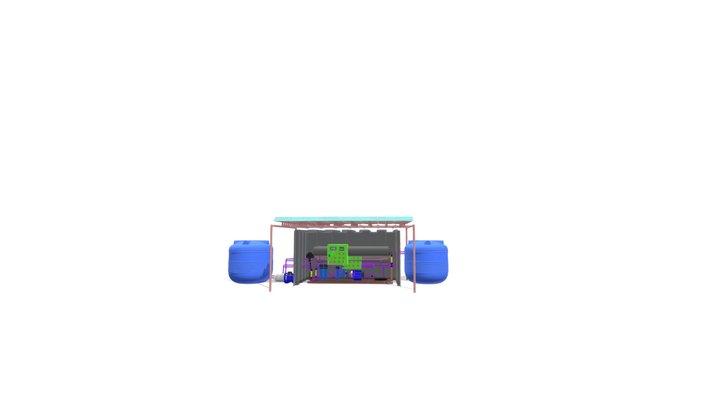 Grino 3D- Model 3D Model