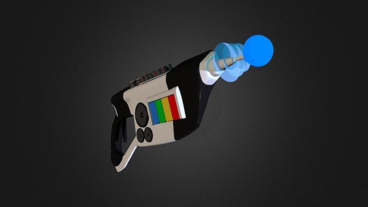 OST-Gun 3D Model