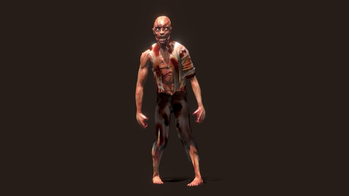 Z-Man (re)animated 3D Model