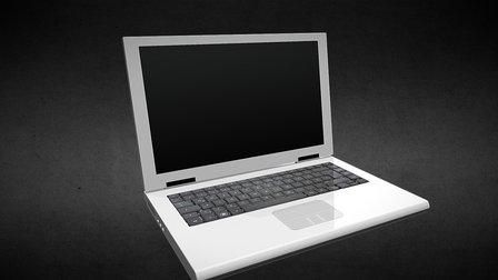 laptop2 3D Model
