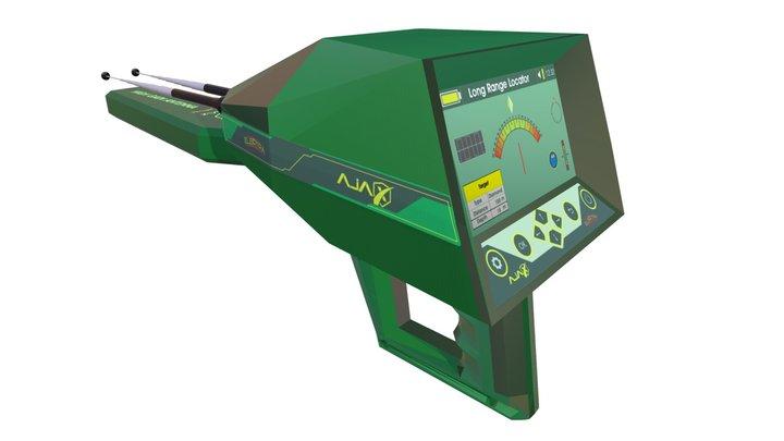 Electra Diamond Detector 3D Model