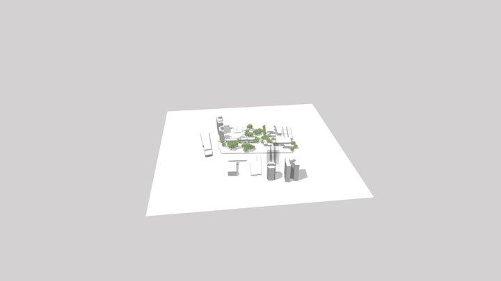 Site Final 3D Model