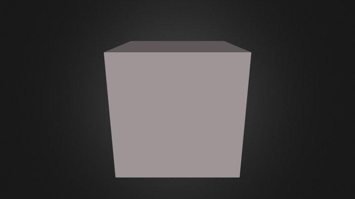 cub_test 3D Model