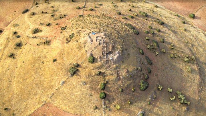 El Cerro Bilanero y alrededores (Campaña 2016) 3D Model