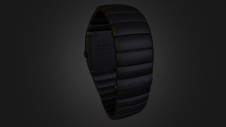 watch01 3D Model