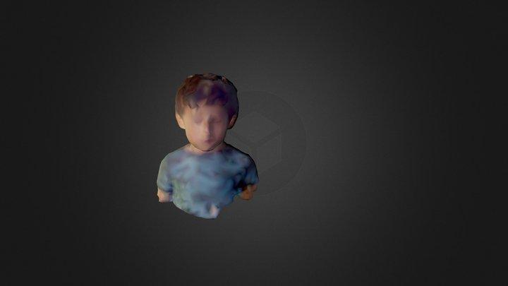 Jero Santoyo 3d 16 Nov 2013 3D Model