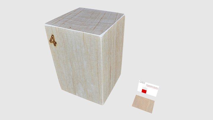Kocka_04 3D Model
