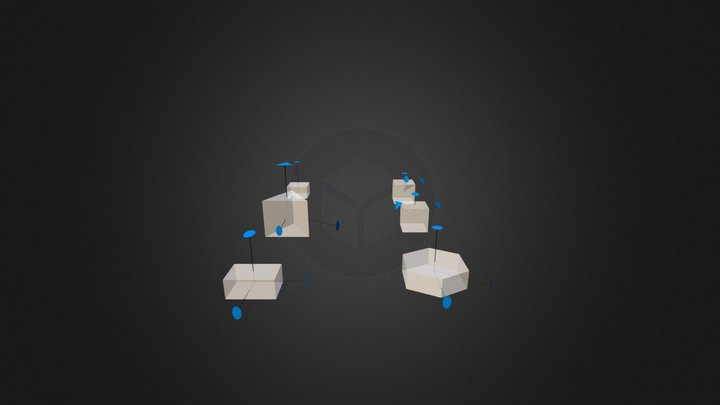Some Point Groups 3D Model