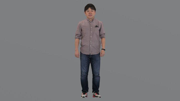 Yagisawa 3D Model