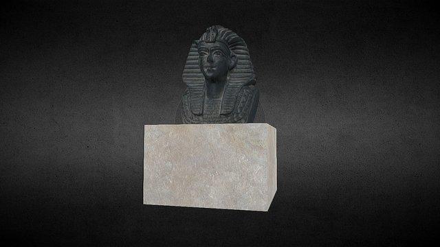Tutankamon 3D Model