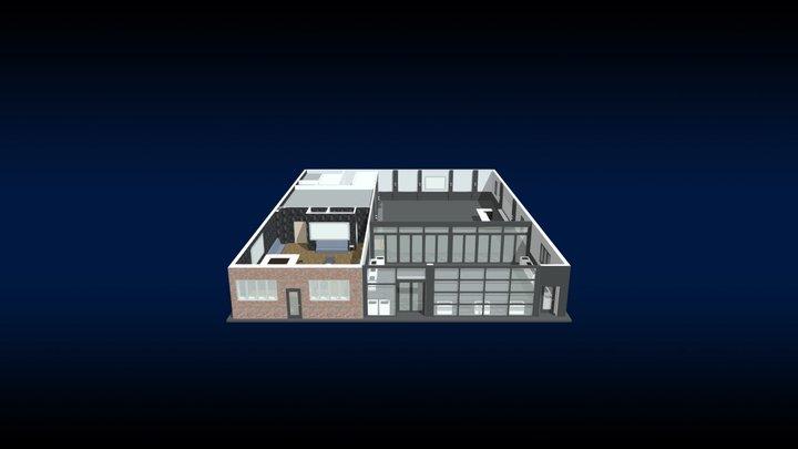 501 Union 3D Model