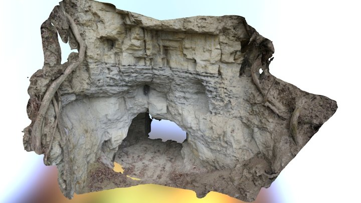 Tatár hole 3D Model