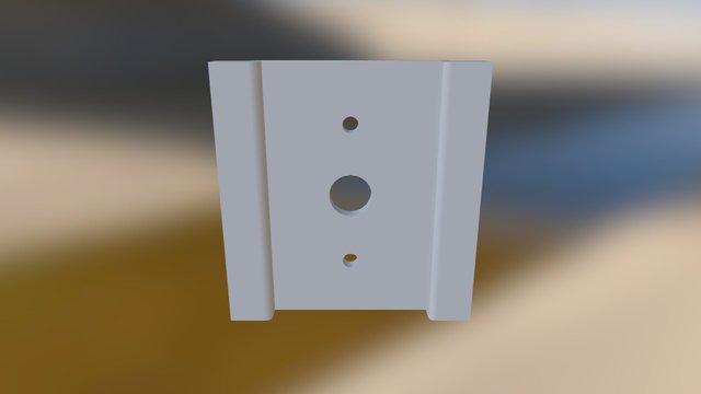 DS110X Stand-rail 3D Model