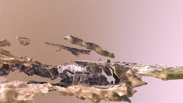 Tersyüz, Perre Antik Kenti, Adıyaman 3D Model