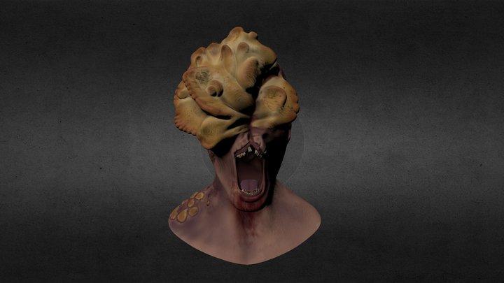 The Last of Us; Clicker 3D Model