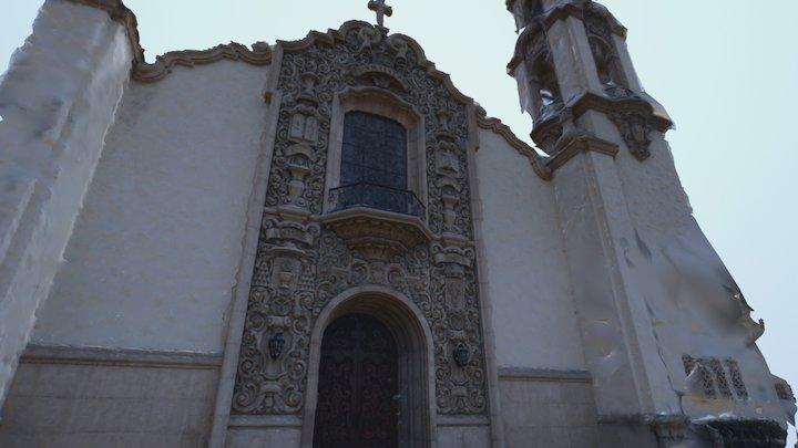 Saint Charles Borromeo Church 3D Model