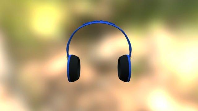 headphones concept 3D Model