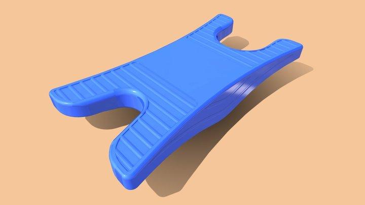Boot Jack 3D Model