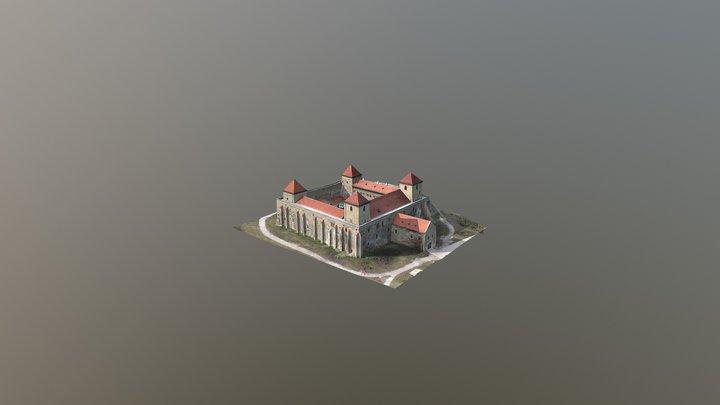 Thury Castle 3D Model