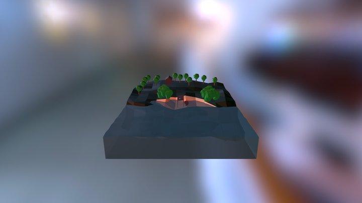 Fishing 3D Model