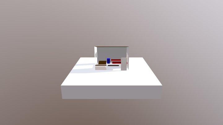 Room 3D Model