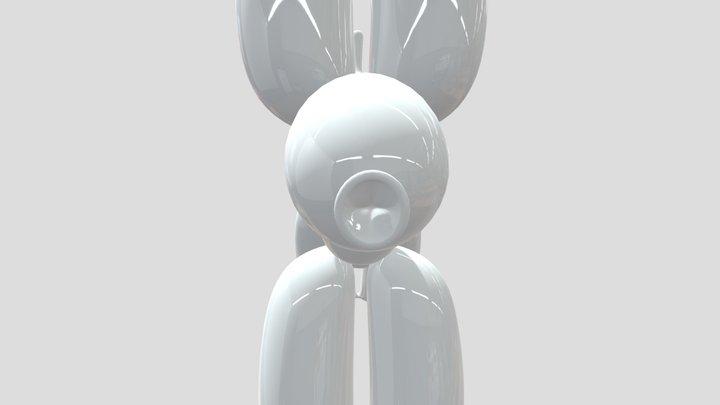 Dog3 3D Model