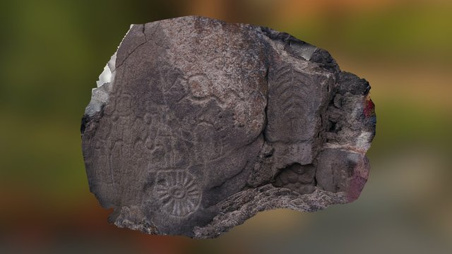 Winnemucca Dry Lake Petroglyphs (Nevada)